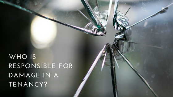 Who Is Responsible For Damage In A Tenancy?