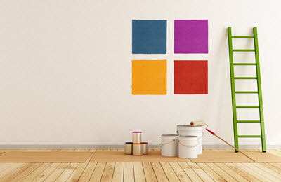 Painting 101: How To Select The Right Paint Colour For Your Home
